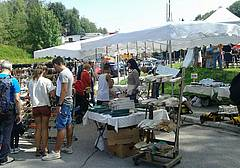 Mostra mercato in Nevegal