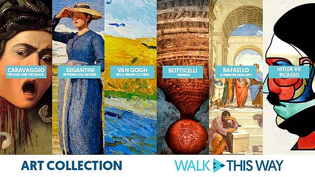 Art Collection di WALK THIS WAY