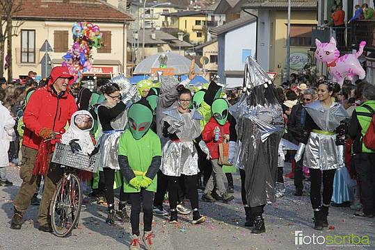 Carnevale a Castion